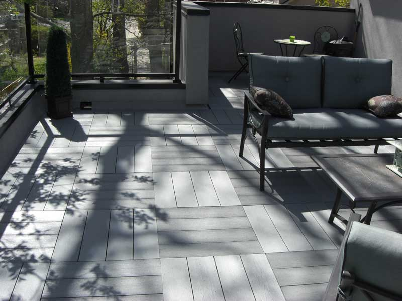 Awesome Deck Tiles