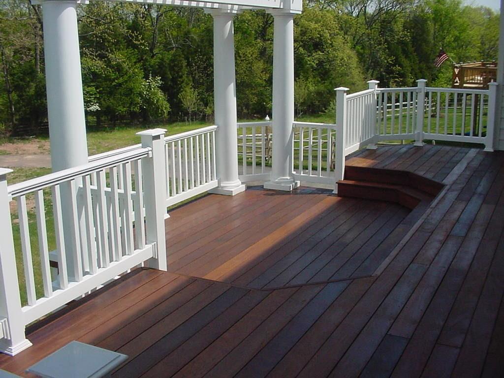 Deck Balusters Designs Ideas Wood
