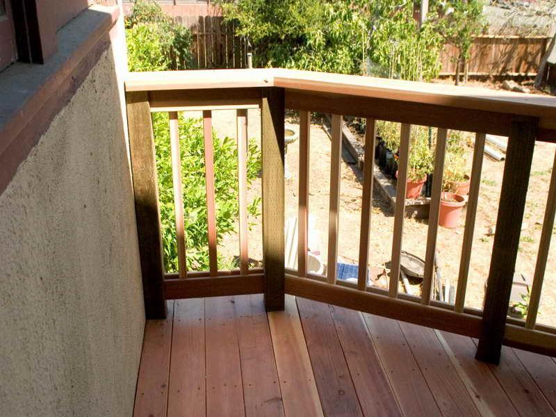 Deck Balusters Designs Ideas