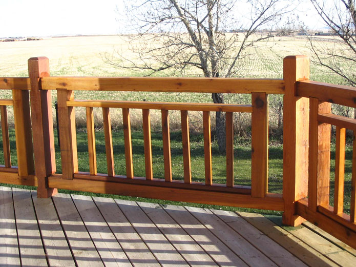 Deck Railings Ideas