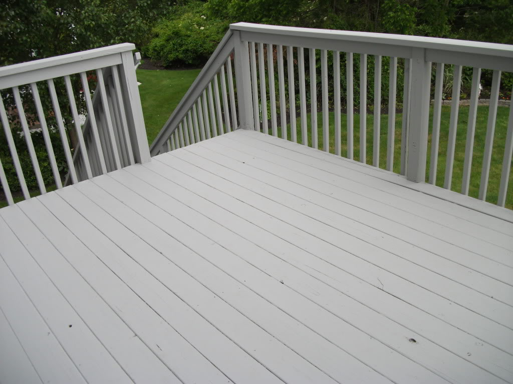 Deck Staining Color Paint