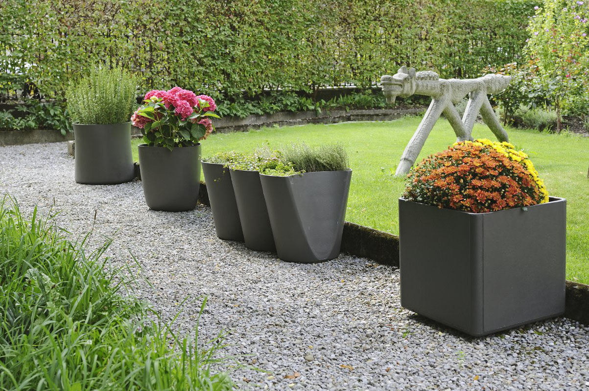 Design For Outdoor Planters