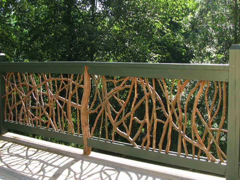 Fresh Deck Railing Designs