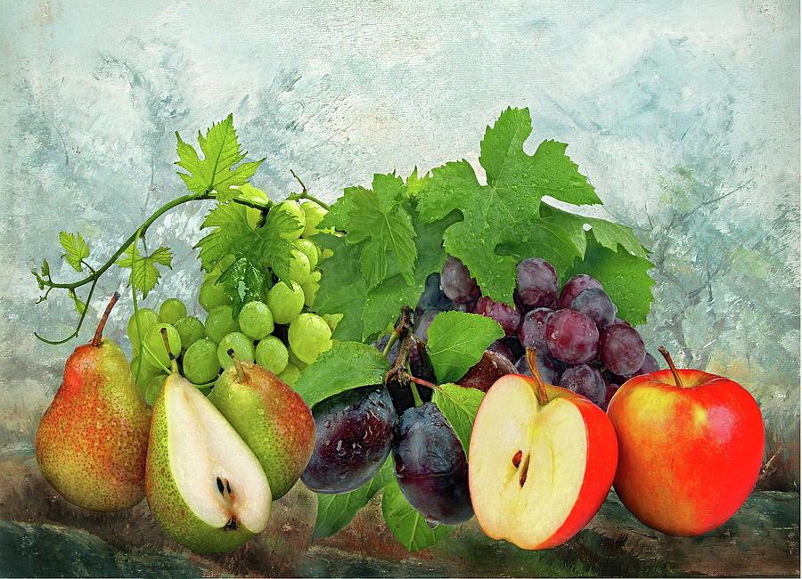 Fruit Garden Photograph