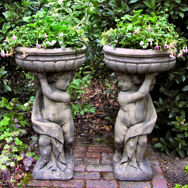 Large Urn Planters