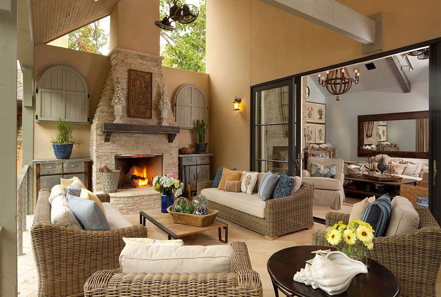 Outdoor Rooms For Summer