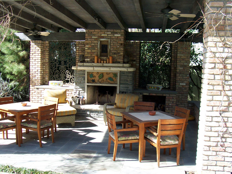 Outdoor Rooms Kitchen