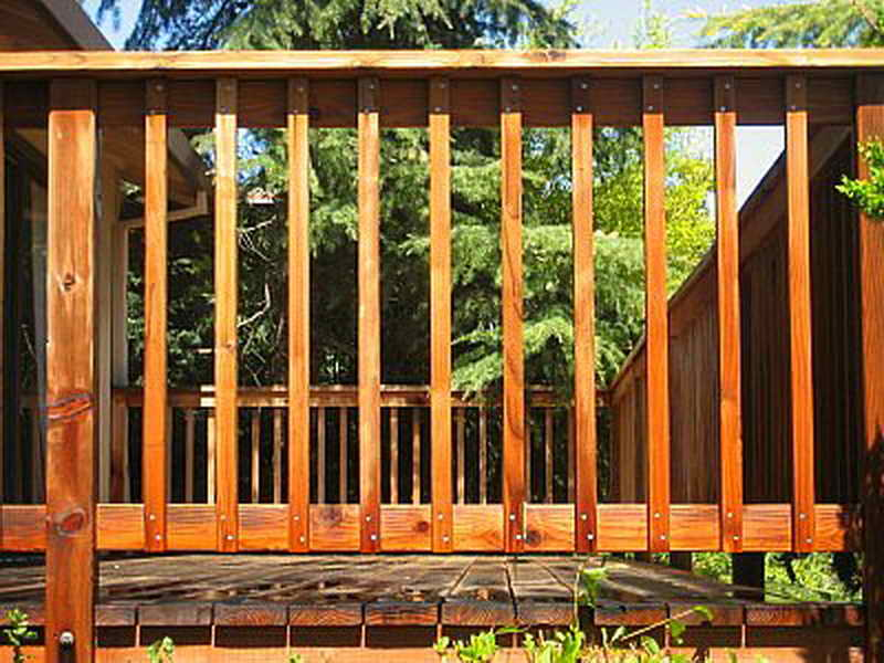 Photos Of The Deck Railing Designs