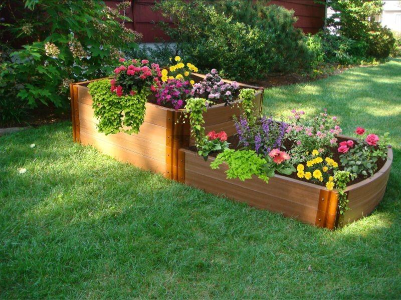 Plant Raised Bed Gardening