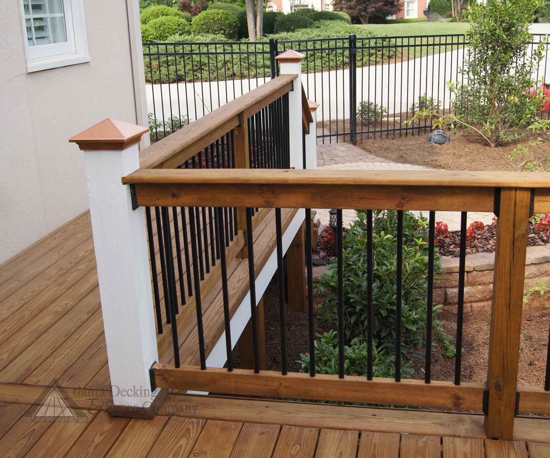 Wallpaper Deck Railing Ideas