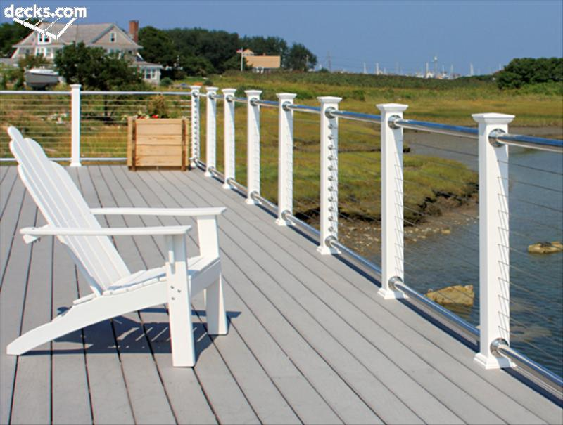 Atlantis Cable Railing Ideas