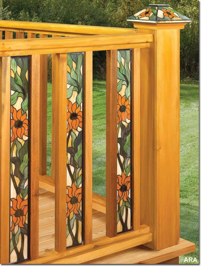 Deck Railing Design Ideas Balusters