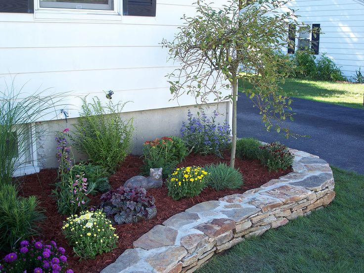 Ideas Garden Borders For Small Backyard