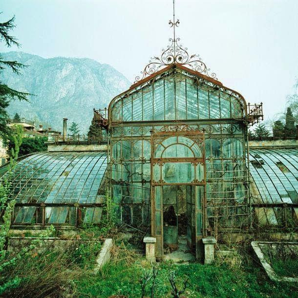 Backyard Greenhouse Design