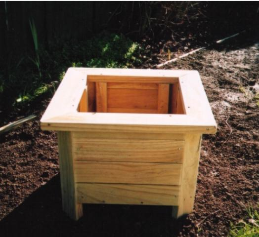 Best Wood Planter Box