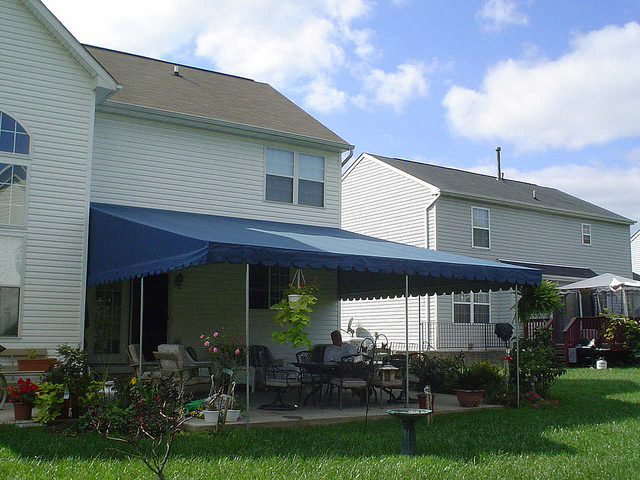 The Deck Awnings Ideas
