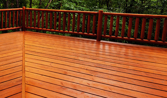 The Deck Stain Colors