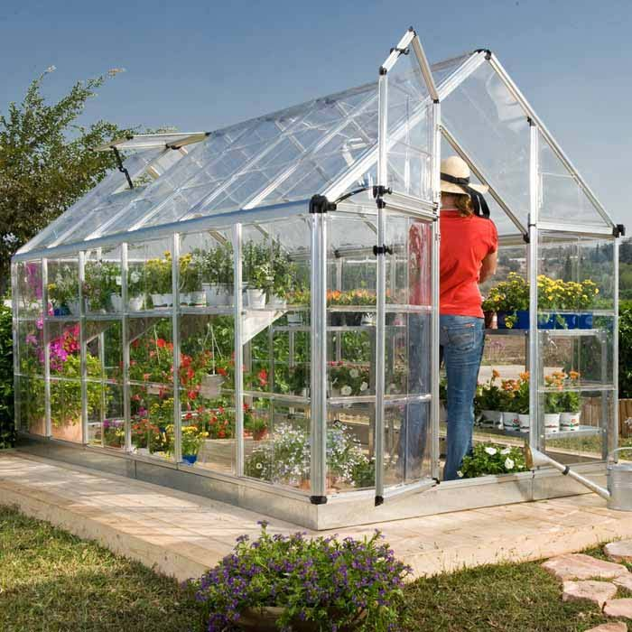Ideas For Backyard Greenhouse