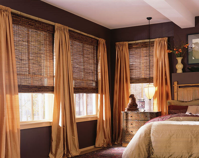 Woven Woods Bamboo Columbia Blinds And Shutters