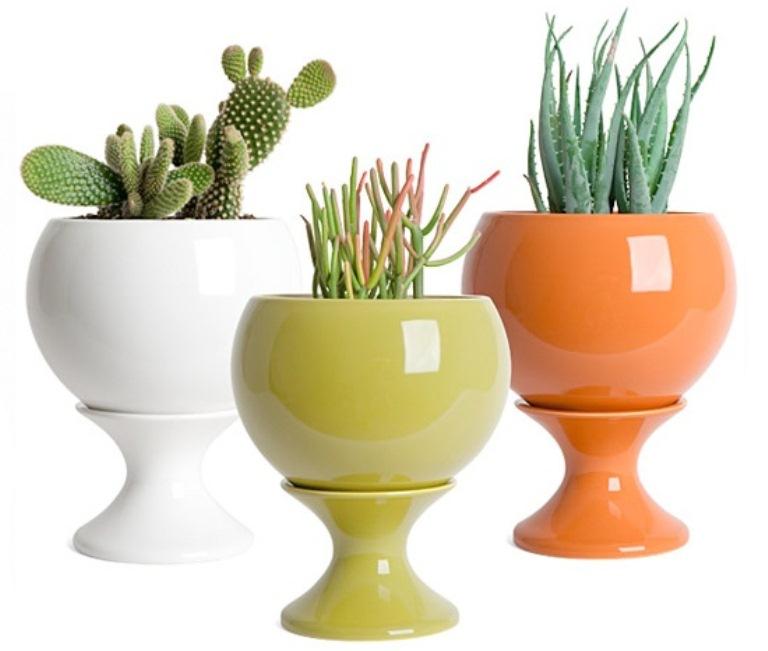 Colorfull Design Modern Planters Image