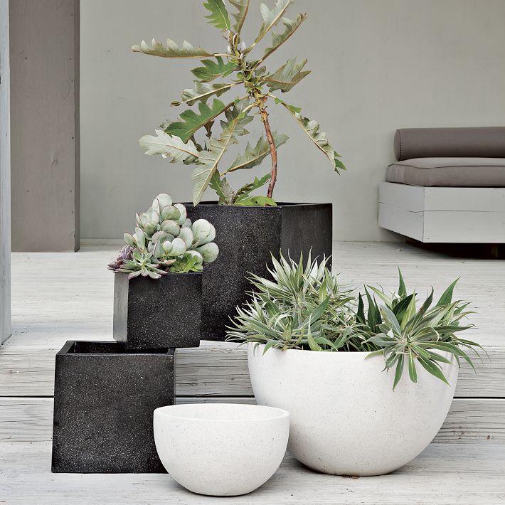 Design Classic Modern Planters Image