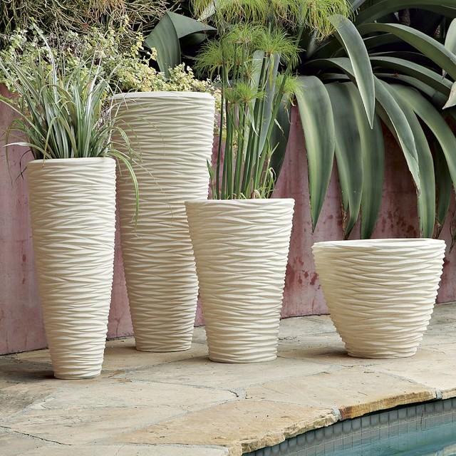 Design Stone Modern Planters Image