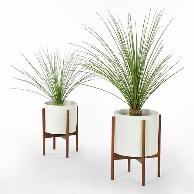 Picture Modern Planters  Design Elegant