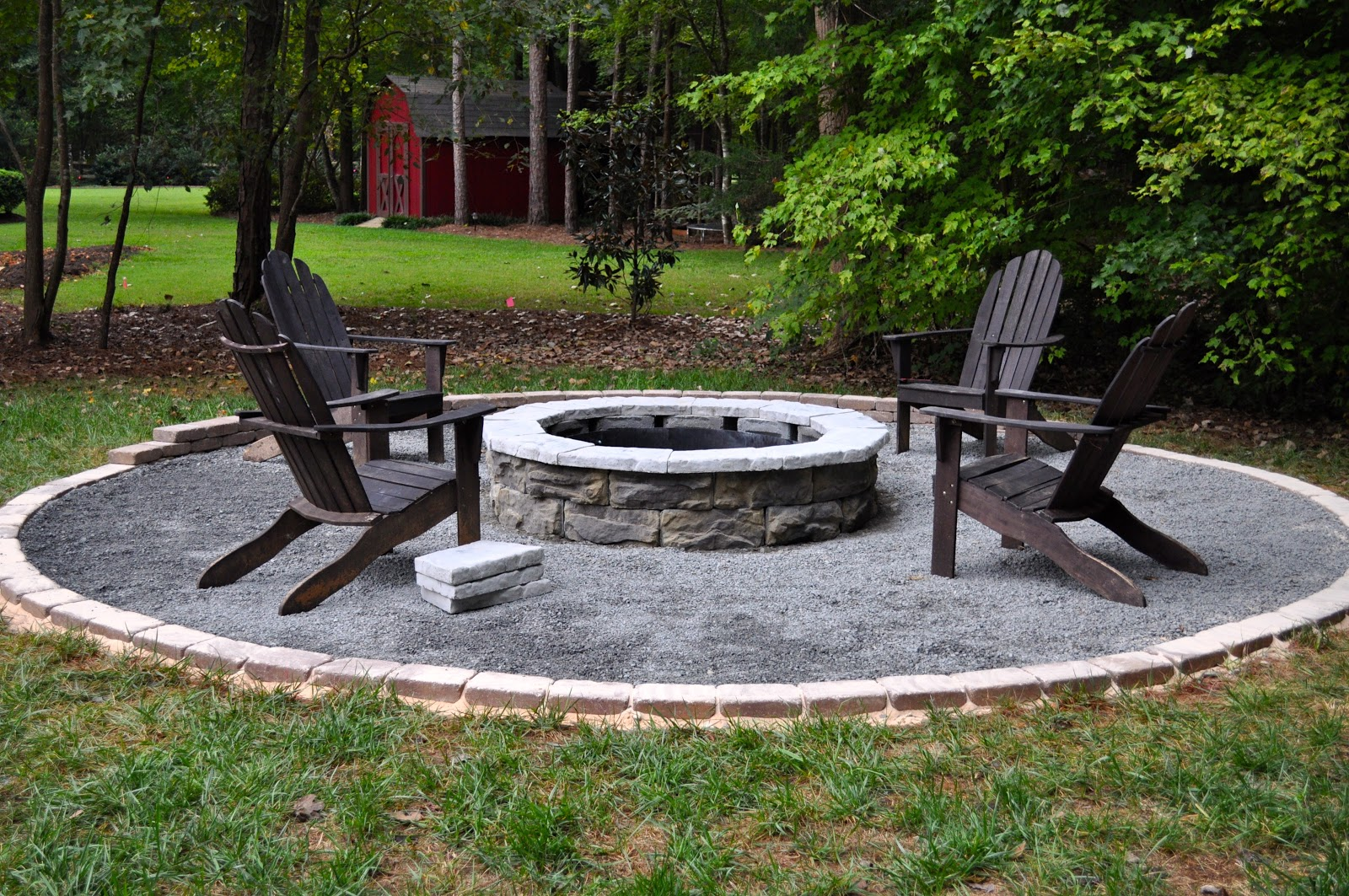 Stone Fire Pit Uk Rickyhil Outdoor Ideas How To Build Stone