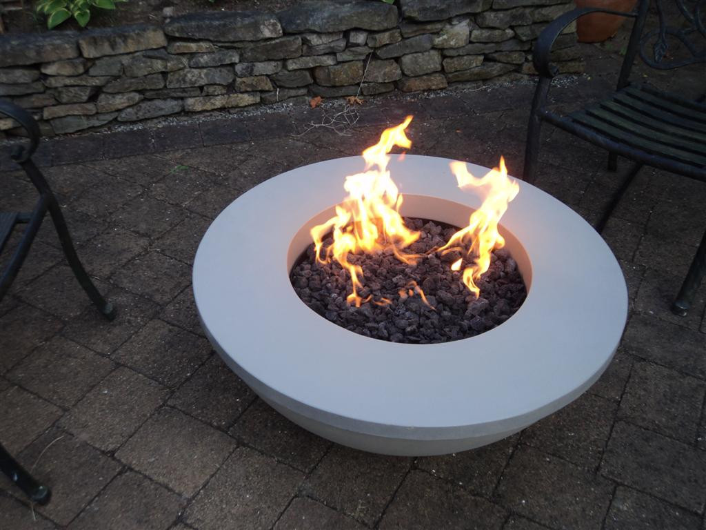 Patio Modern Fire Pit