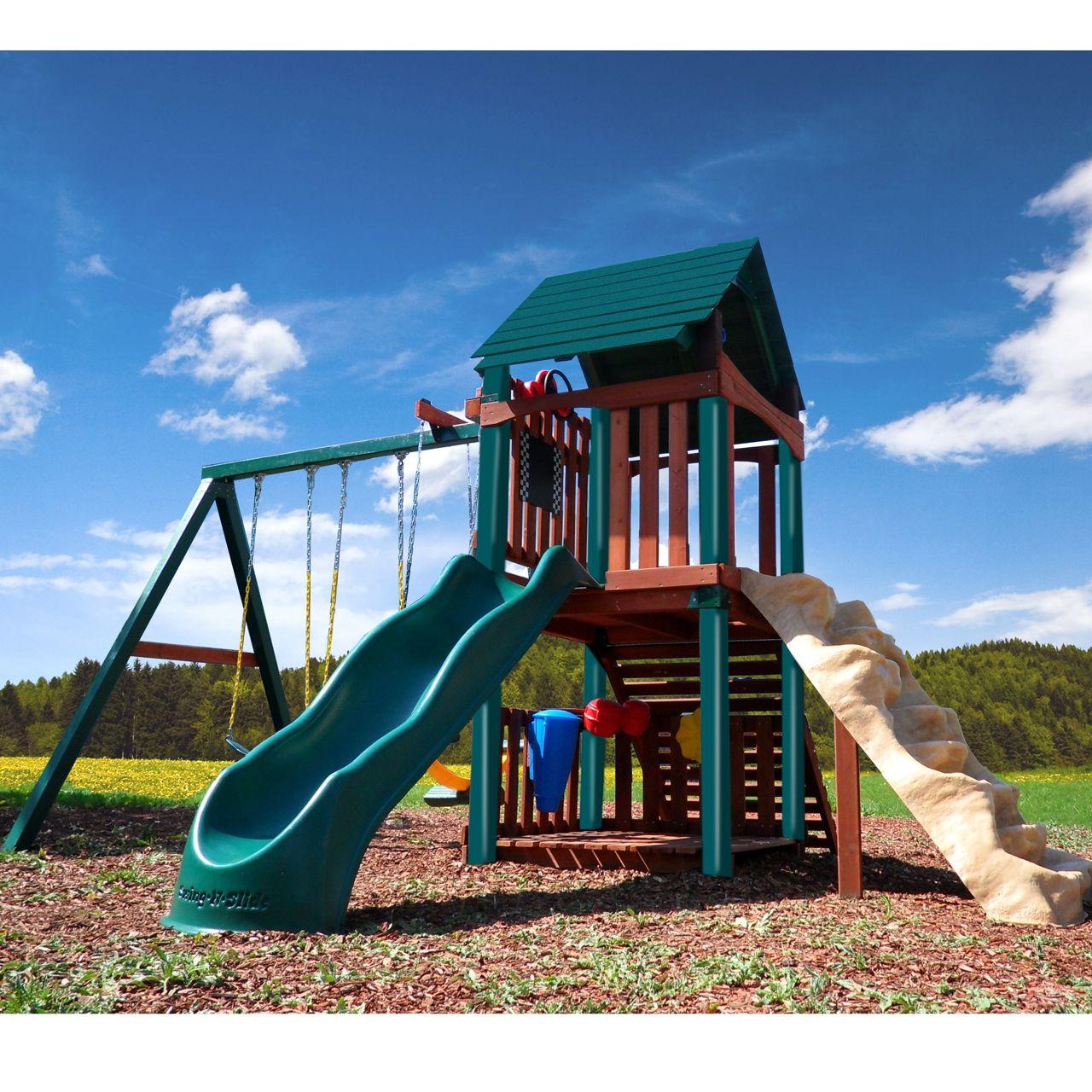Backyard Playground Equipment Big