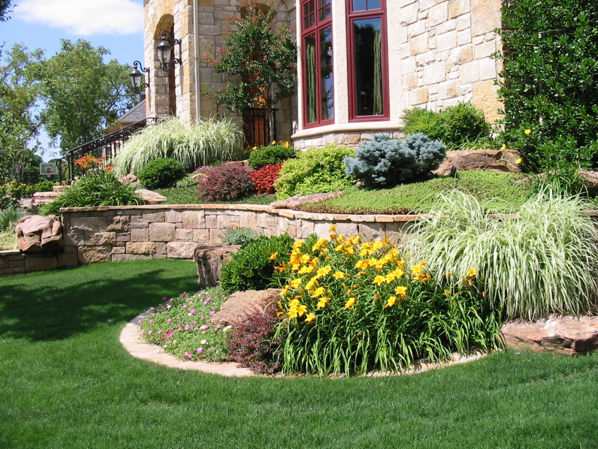 Beautiful Landscape Ideas Front Yard