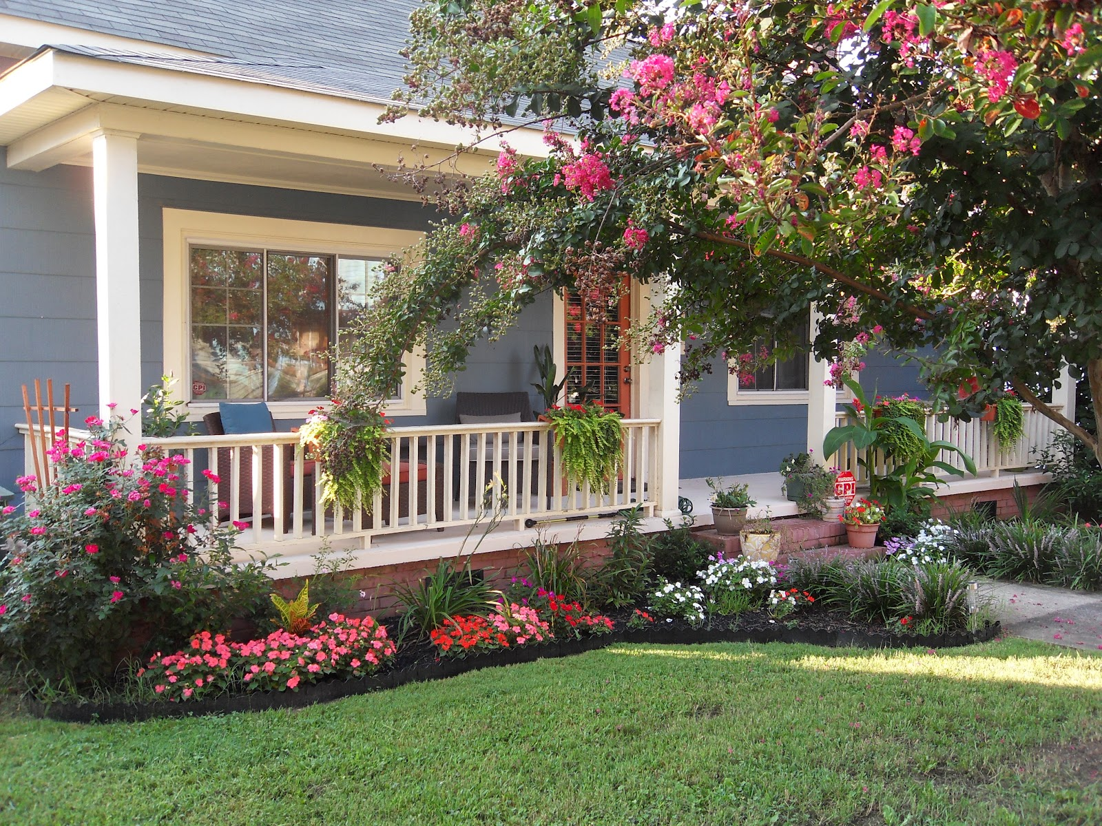 Front Yard Ideas  Nature
