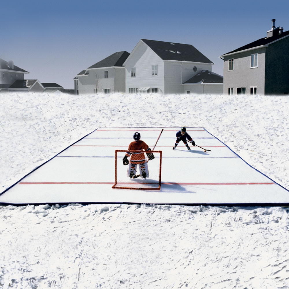 Portable Backyard Ice Rink : Rickyhil Outdoor Ideas ...