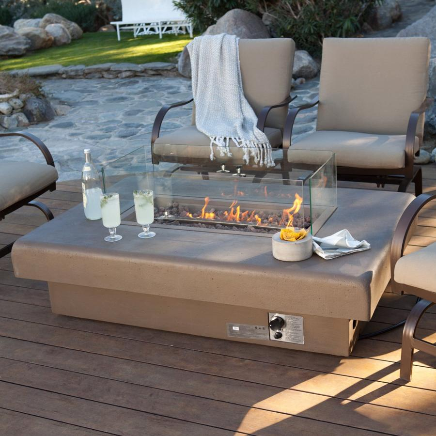 Decoration Gas Outdoor Fire Pit