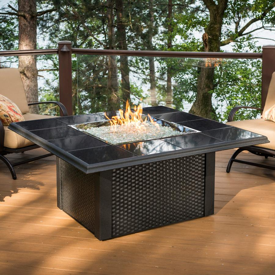 Inspiring Propane Fire Pit Glass Rocks