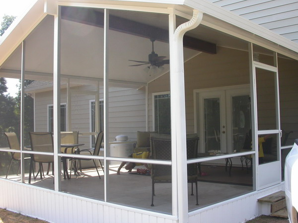 Aluminum Patio Screen Enclosure