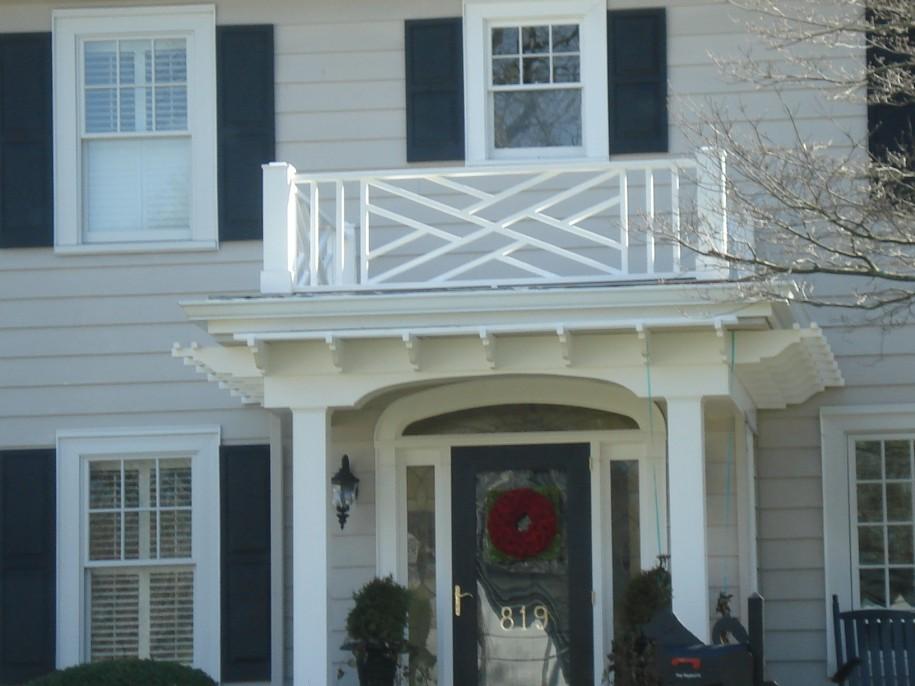 Amazing Front Porch Railing