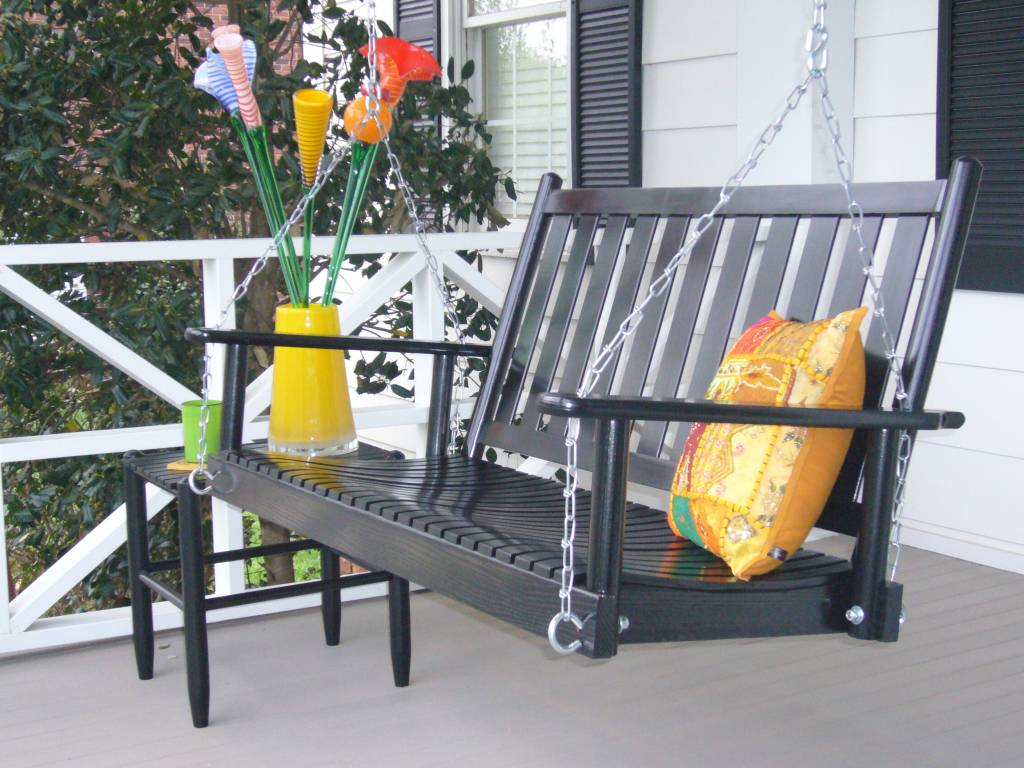Amazing Front Porch Swings