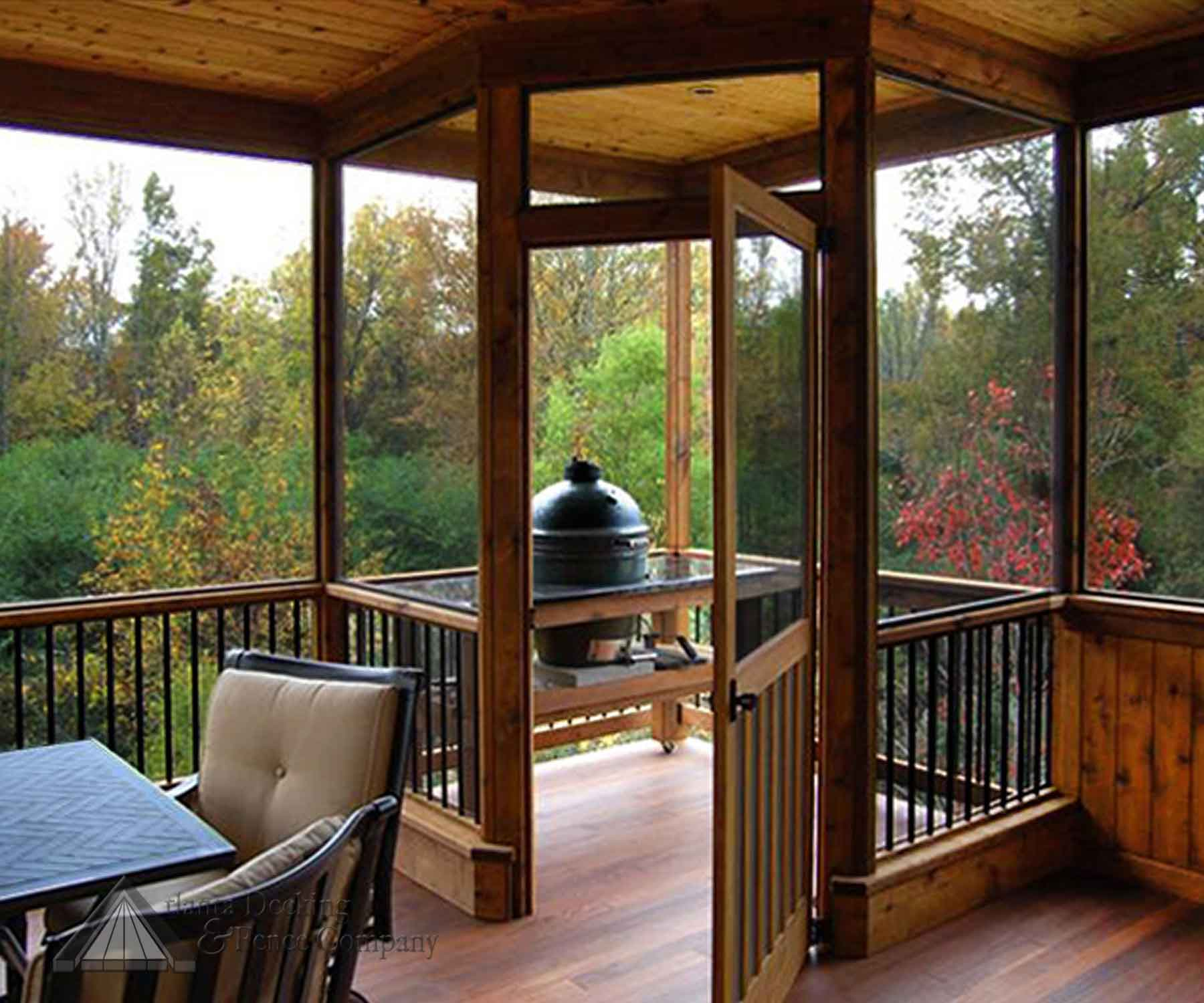 Screened Patio Design: Awesome Screen Porch Ideas : Rickyhil Outdoor Ideas