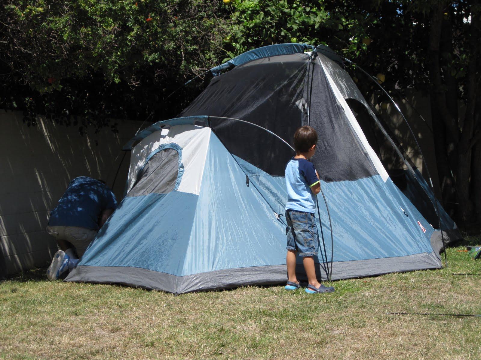 Backyard Tents For Kids
