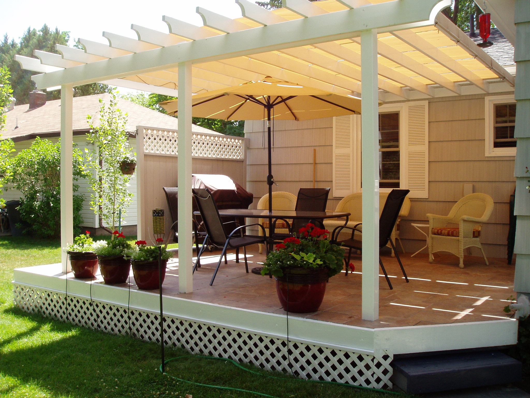 Best Pergola With Canopy