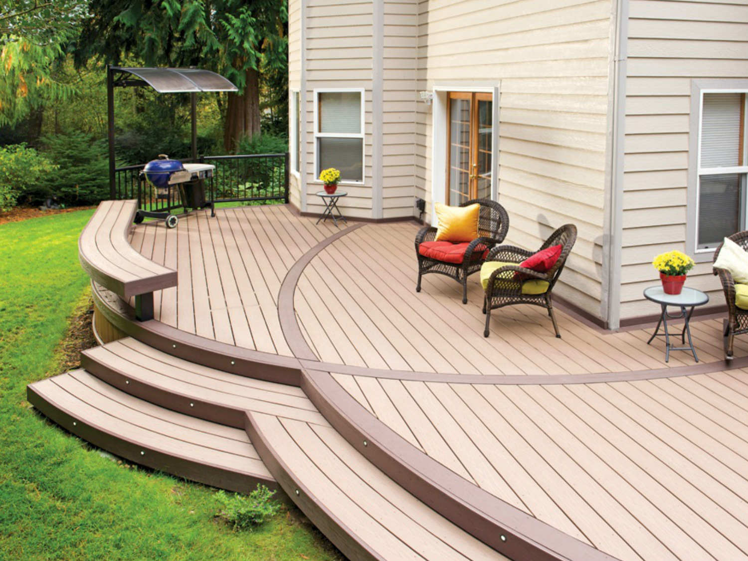 Great PVC Decking