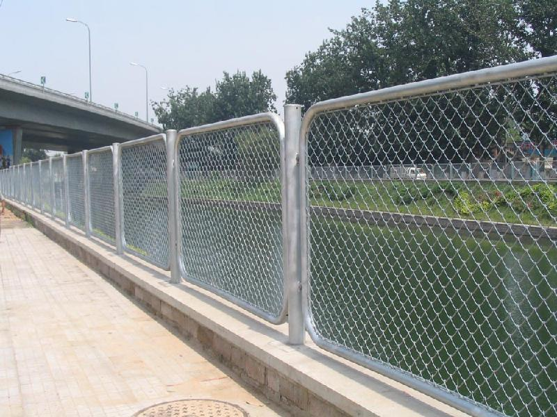 Mesh Wire Fence Panels