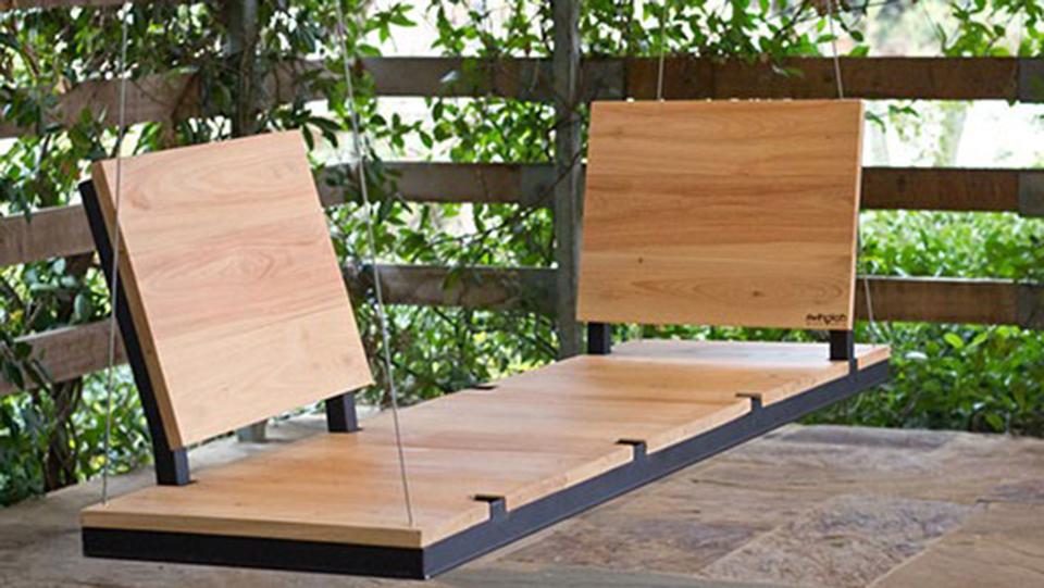 Modern Front Porch Swings