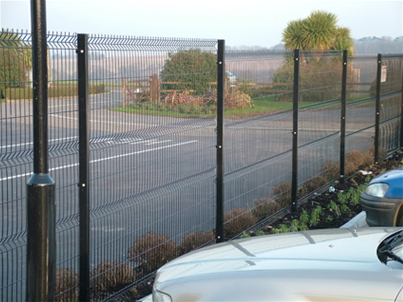 New Wire Fence Panels