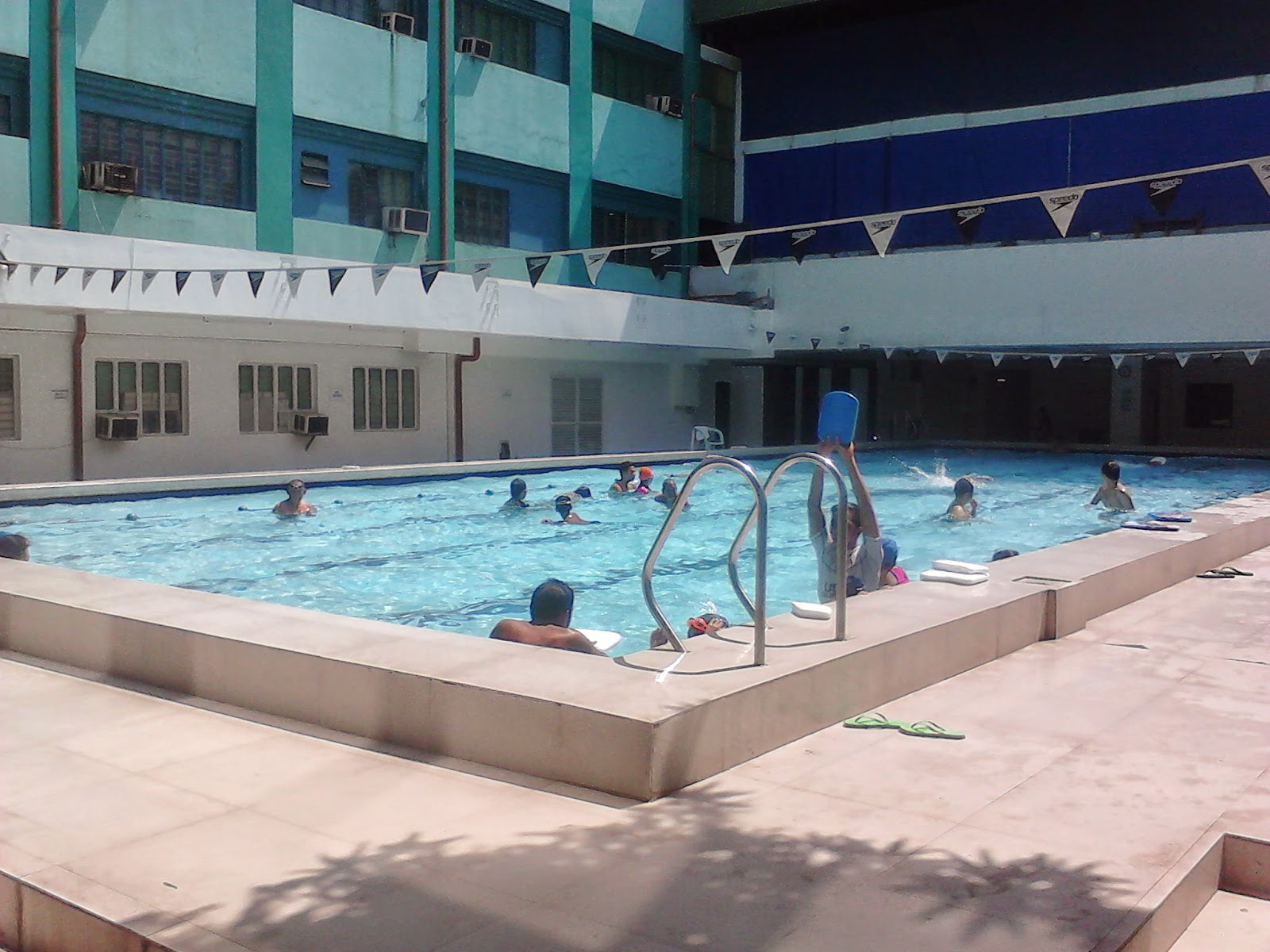New Ymca Swimming Pool