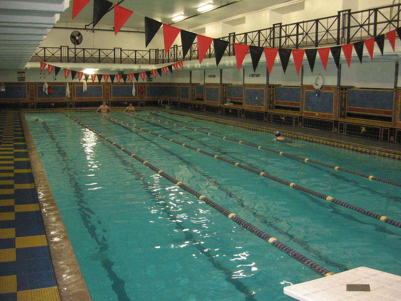 Nice Ymca Swimming Pool