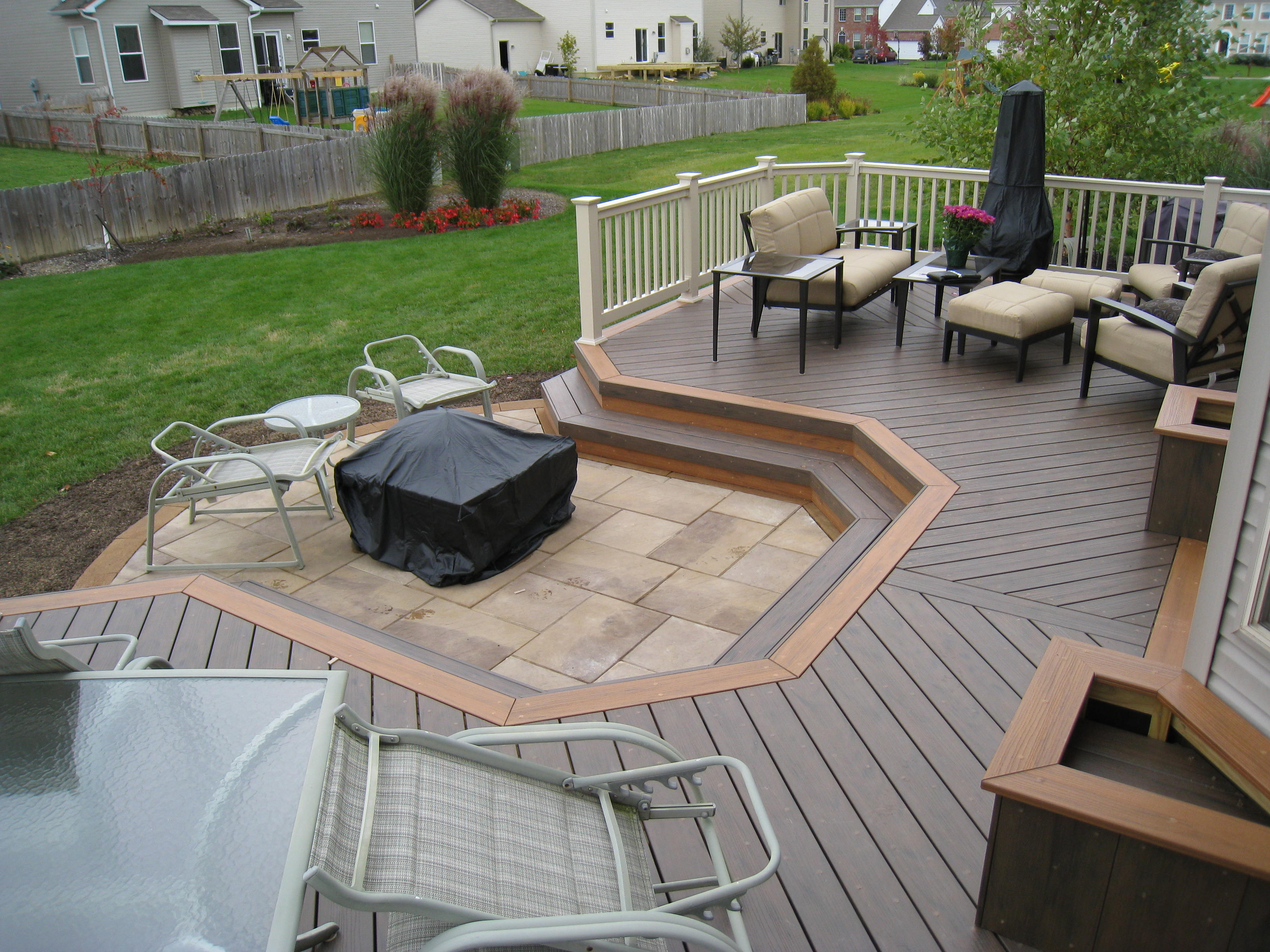PVC Decking Ideas