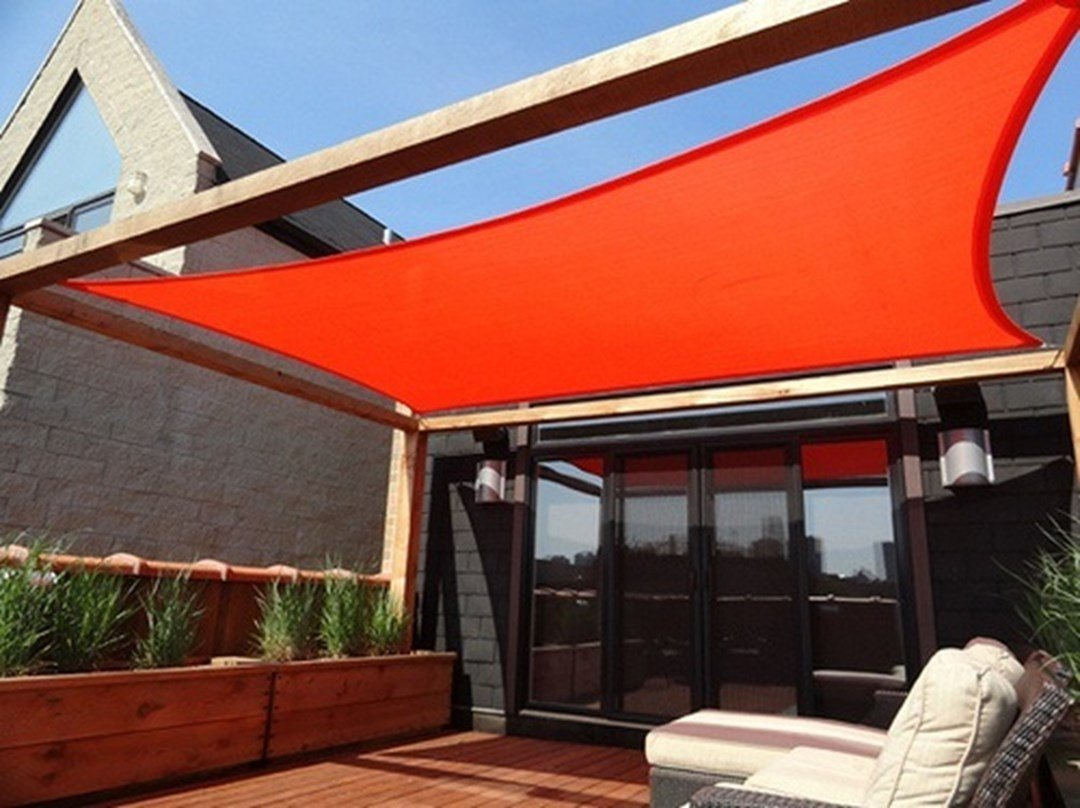 Patio Shade Sails Design