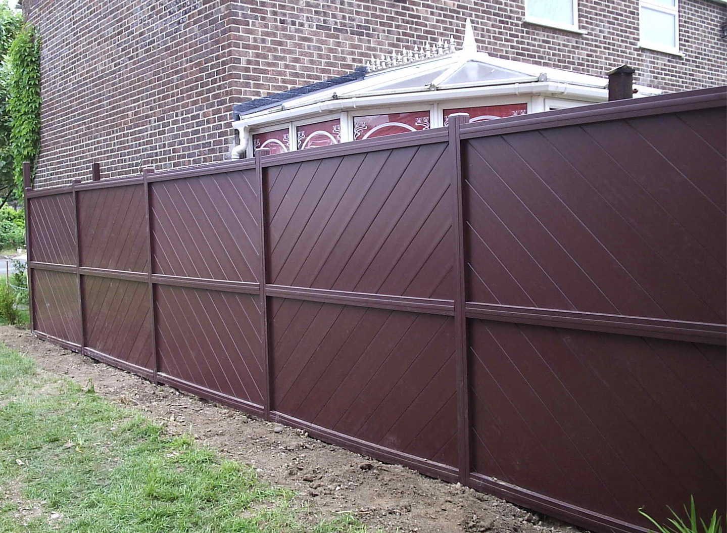 Plastic Fence Panels Board